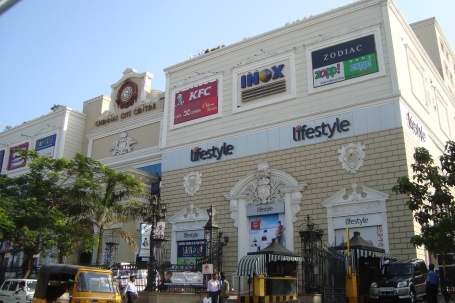 The Malls of Chennai